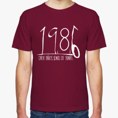 Футболка 1986