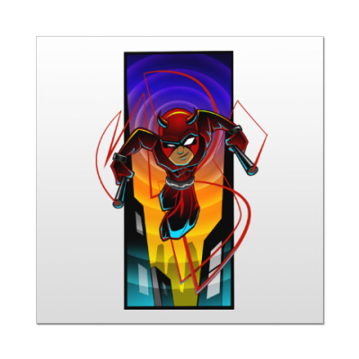 Наклейка (стикер) Daredevil