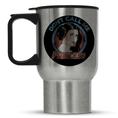 Кружка-термос Star Wars Princess Leia Organa