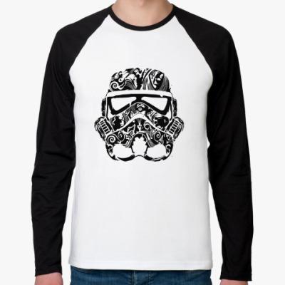 Футболка реглан с длинным рукавом Stormtrooper