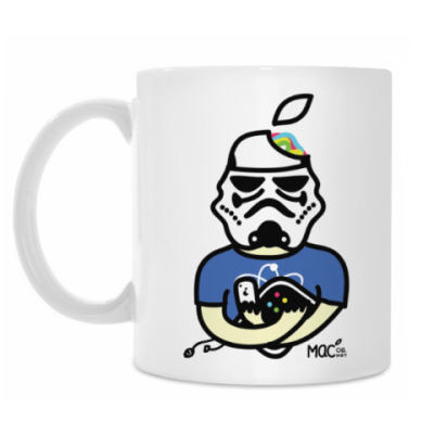 Кружка Кружка Trust me, I'm a Jedi