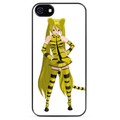 Чехол для iPhone ТигроМику Хацуне