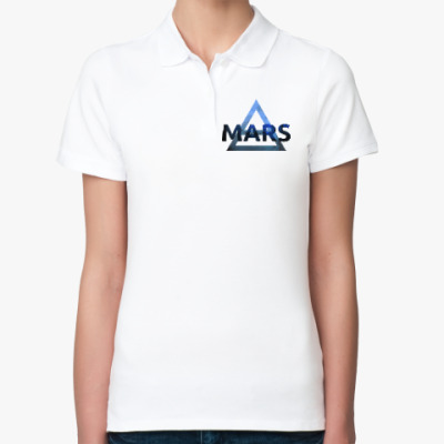 Женская рубашка поло Mars Triad