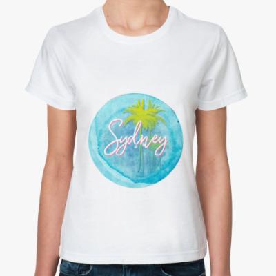 Классическая футболка Австралия
