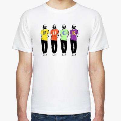 Футболка футболка NURAVE
