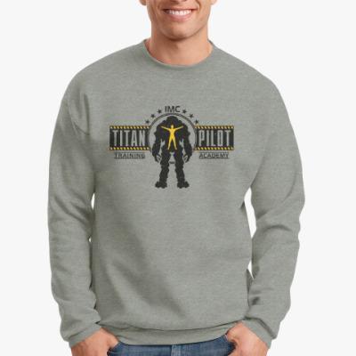Свитшот Battlefield Titan Pilot