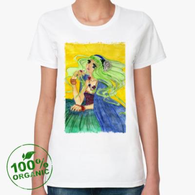 Женская футболка из органик-хлопка Ayumi