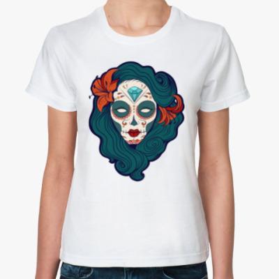 Классическая футболка Brilliant Girl