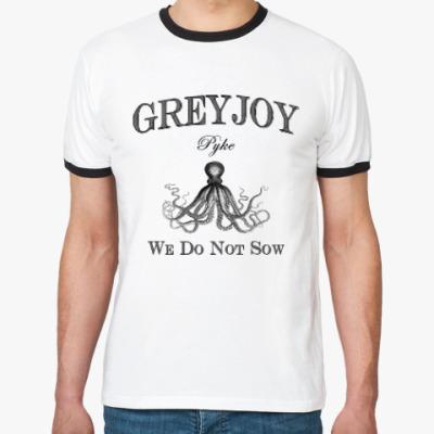 Футболка Ringer-T Greyjoy