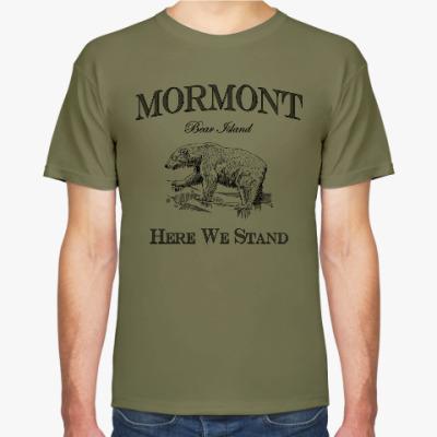 Футболка Mormont