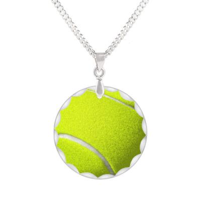 Кулон Теннисный мяч