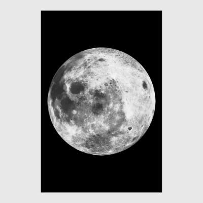 Постер Луна