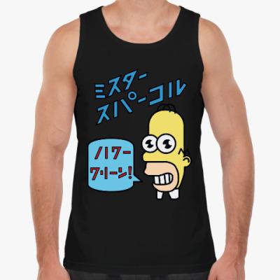 Майка Симпсоны: Японский Гомер