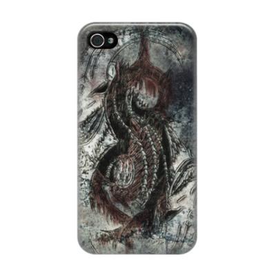 Чехол для iPhone 4/4s Slipknot