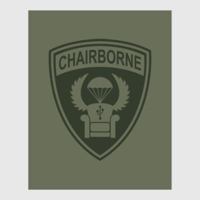 Постер Chairborne