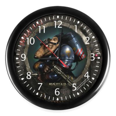 Часы Часы (белые ц-ры/стр-ки) Super Rat