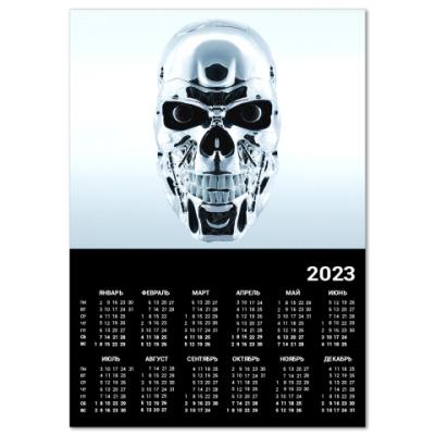 Календарь Terminator