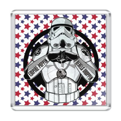 Магнит Cool Stormtrooper