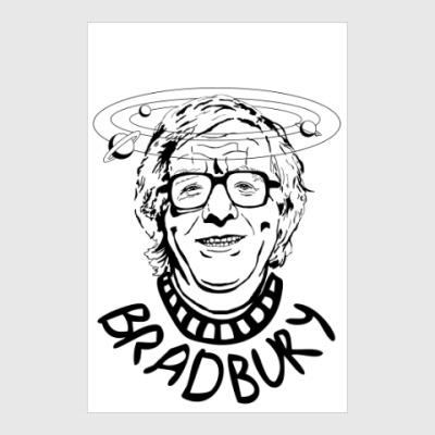Постер Брэдбери