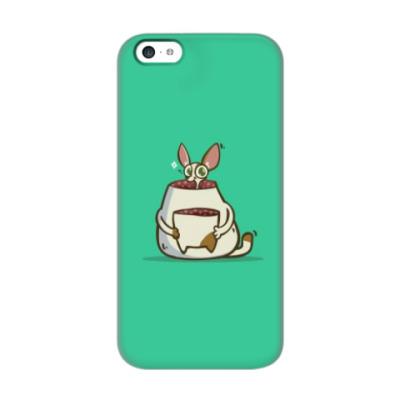 Чехол для iPhone 5c Некот — Пятничный Котик №49