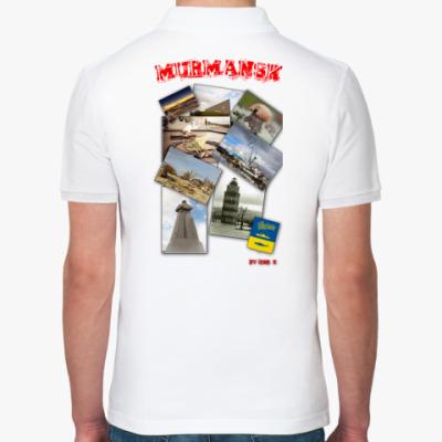 Рубашка поло Мурманск
