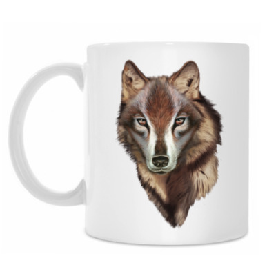 Грустный волк