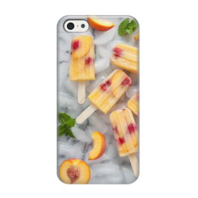 Чехол для iPhone 5/5s мороженное