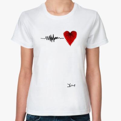 Классическая футболка Freelove