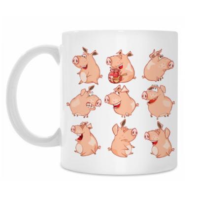Кружка Свиньи