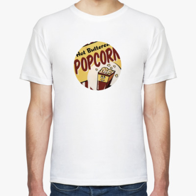 Футболка футболка м POPCORN