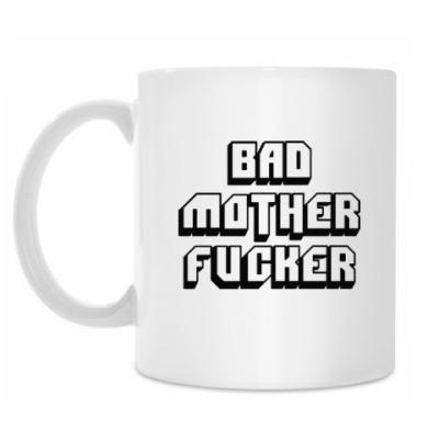 Кружка Bad Motherfucker