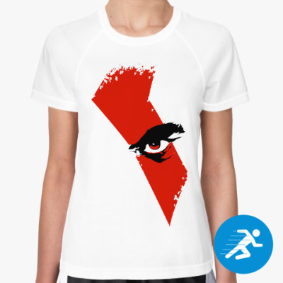 Женская спортивная футболка Кратос | Kratos God of War