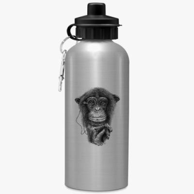 Спортивная бутылка/фляжка Monkey