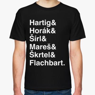 Футболка Hartig& al.