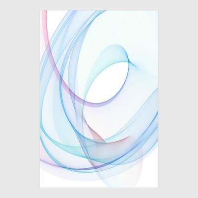 Постер digital art