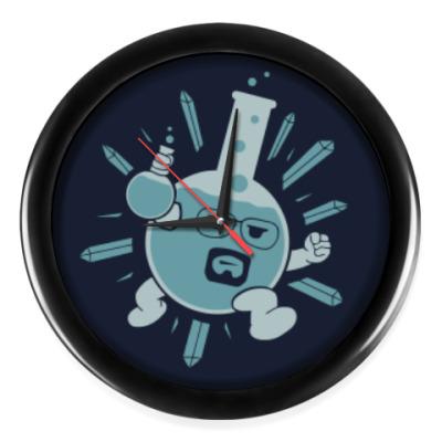 Настенные часы Breaking Bad