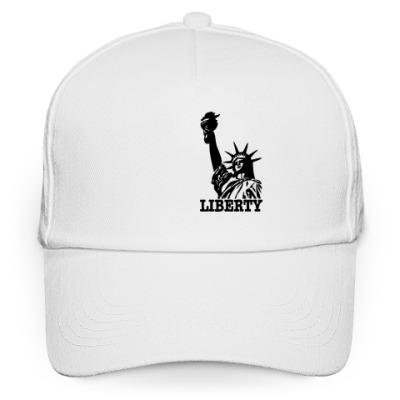 Кепка бейсболка Статуя Свободы-надпись Liberty