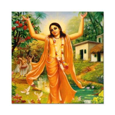 Наклейка (стикер) Шри Кришна Чайтанья Махапрабху