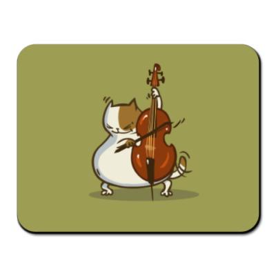 Коврик для мыши Пятничный Котик №24
