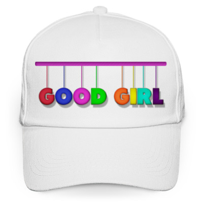 Кепка бейсболка 'Good Girl'