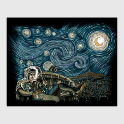 Постер Звездный Лабиринт