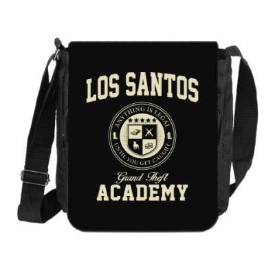 Сумка на плечо (мини-планшет) Los Santos Grand Theft Academy