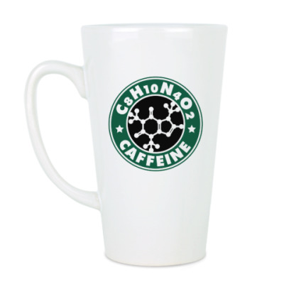 Чашка Латте Кофеин
