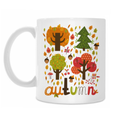 Кружка Autumn