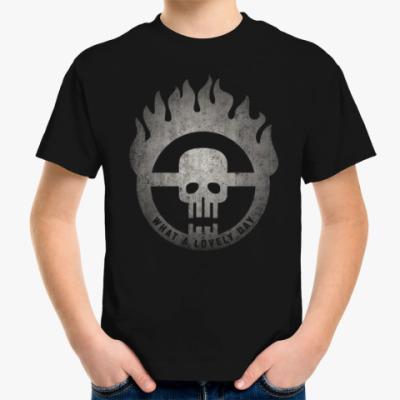 Детская футболка Безумный Макс