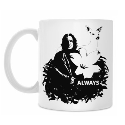 Кружка Snape