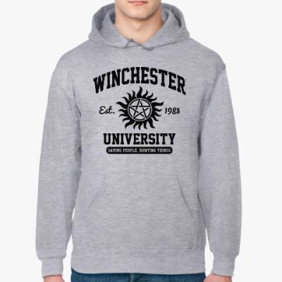 Толстовка худи Winchester University
