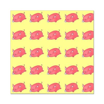 Наклейка (стикер) Piggies