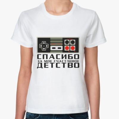 Классическая футболка Dendy