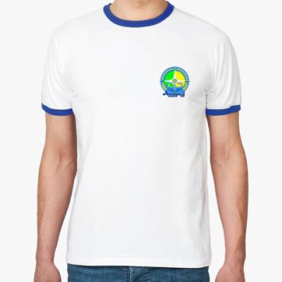 Футболка Ringer-T Атырау. Казахстан.